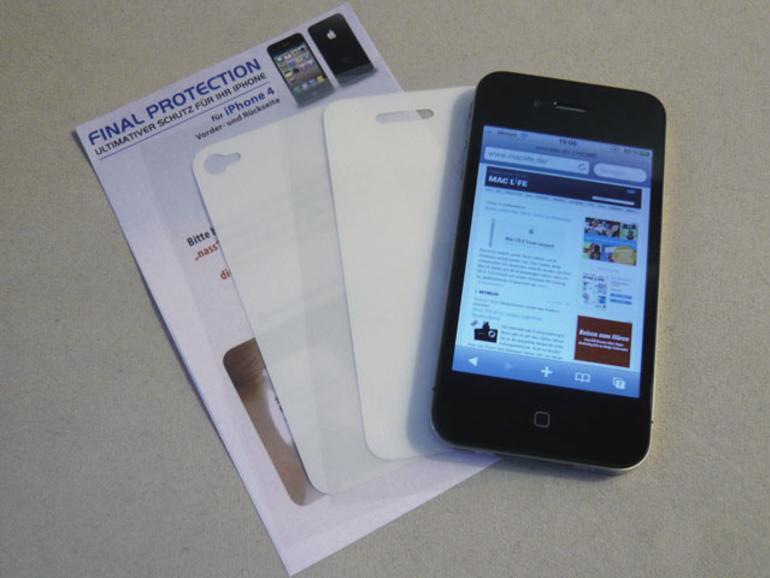 Schutzhülle Final Protection Für Iphone 4 Mac Life