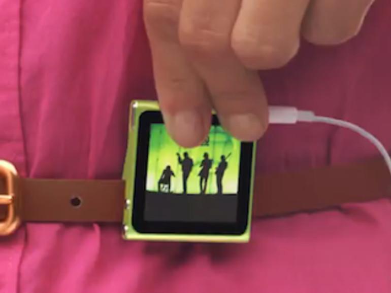 Apple veröffentlicht Werbespots für neuen iPod touch und iPod nano