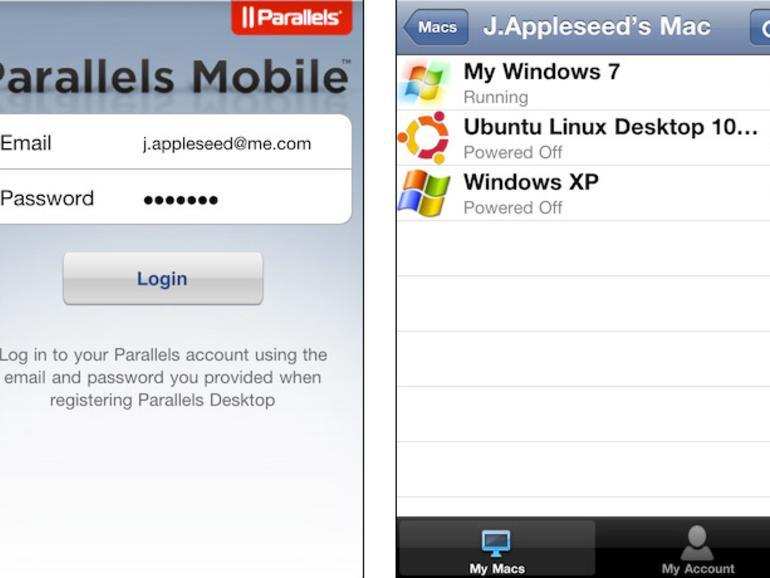 Parallels Mobile: Virtualisierungsumgebung auf iPad und iPhone nutzen