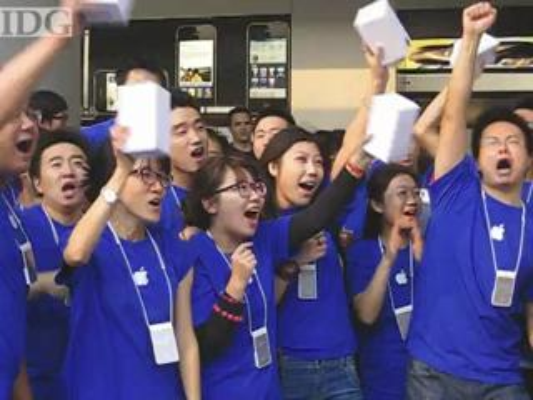 Spekulanten nutzten iPhone-4-Engpass in China aus