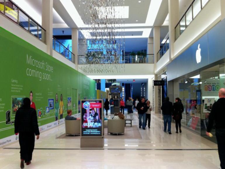 Analyst: Surface-Verkäufe in Microsoft Stores gering