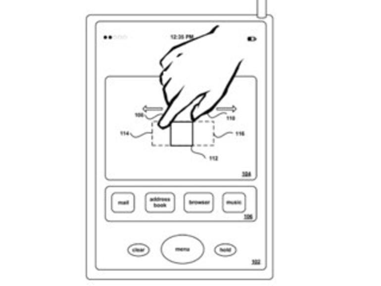 Apple erhält Multi-Touch-Patent zugesprochen