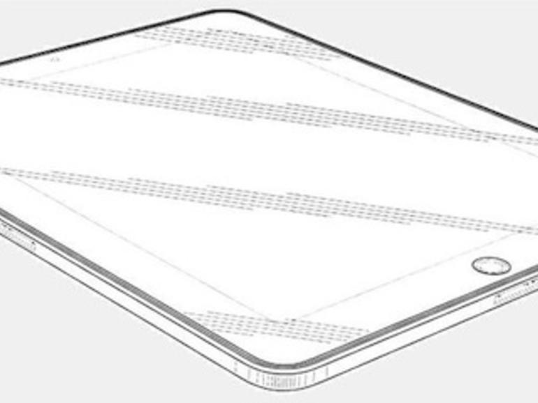 Apple lässt sich Design für iPad mit zwei Dock-Connector-Ports schützen