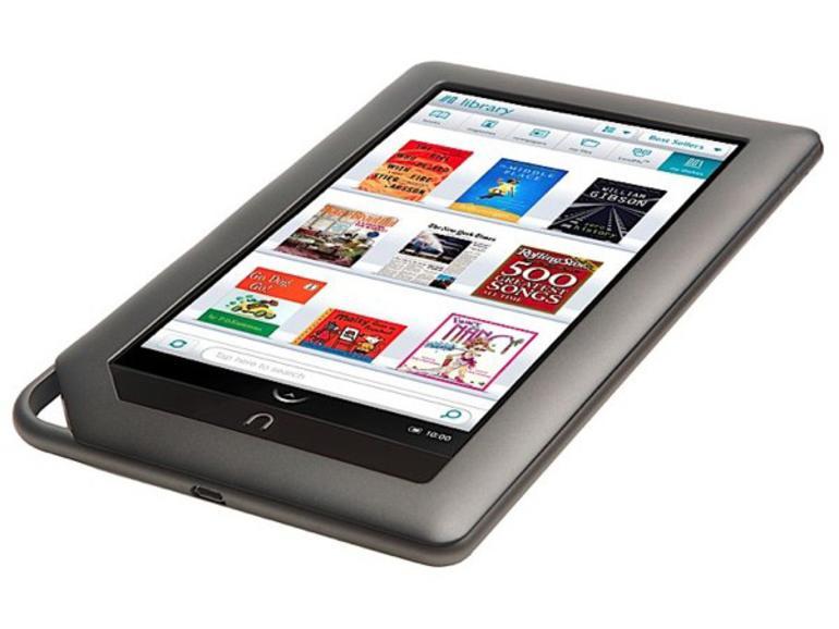 Microsoft investiert 300 Millionen Dollar in Barnes & Noble