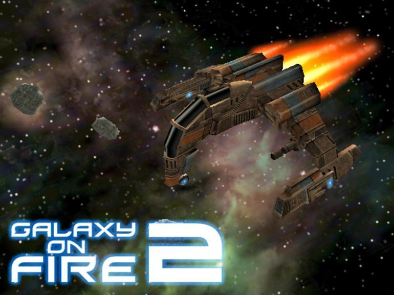 Schnäppchentipp: iOS-Spielehit Galaxy on Fire 2 HD erstmals für 79 Cent erhältlich