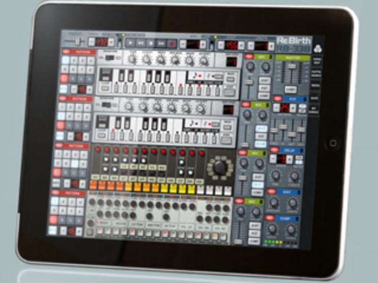 Softwareklassiker ReBirth für das iPad erschienen