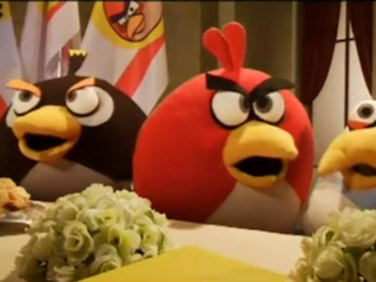 Update für Angry Birds bringt 15 neue Level sowie Power-Ups