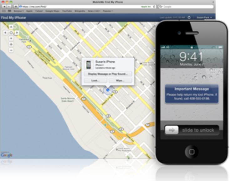 Finde mein iPhone