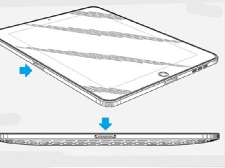 iPad 2 mit zwei Dock-Anschlüssen?