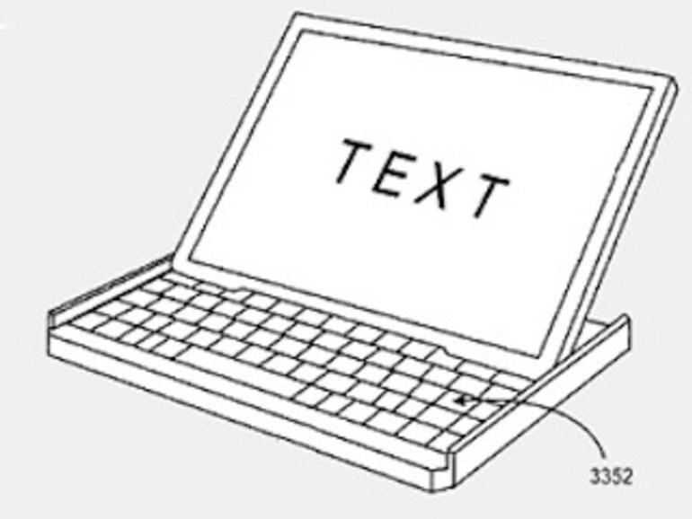 Apple erhält Patent für Scrolling-API, zeigt MacBook Tablet