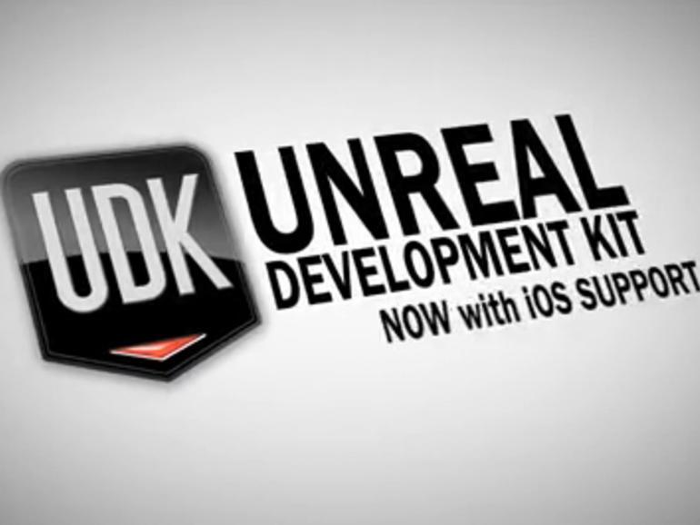 Unreal Engine 3 für iOS: Kostenlose Entwicklerwerkzeuge