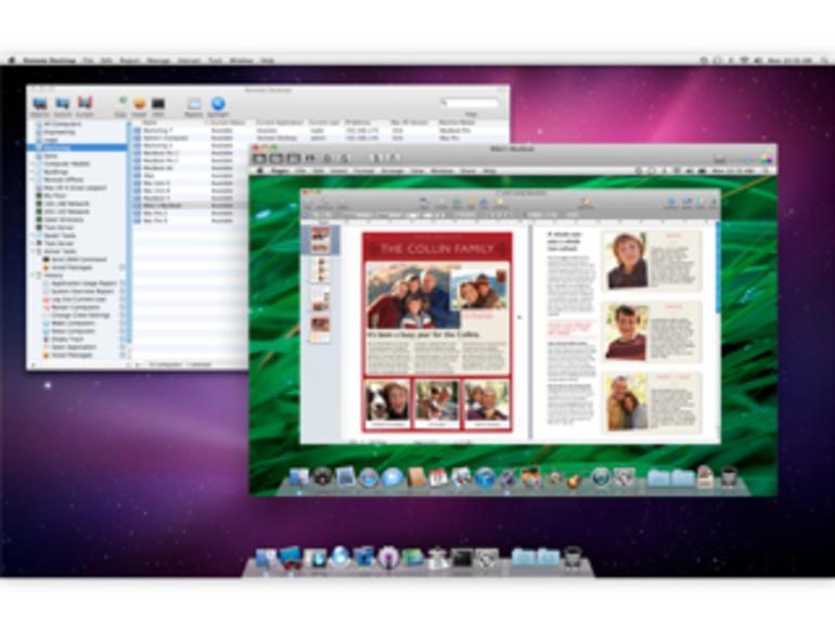Mac App Store: Apple veröffentlicht Remote Desktop 3.4