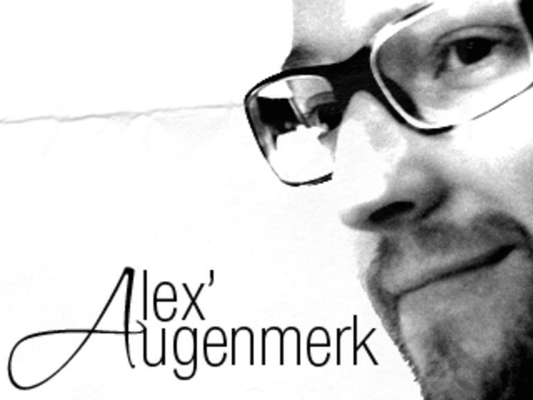 alex' augenmerk: ein Geduldsspiel
