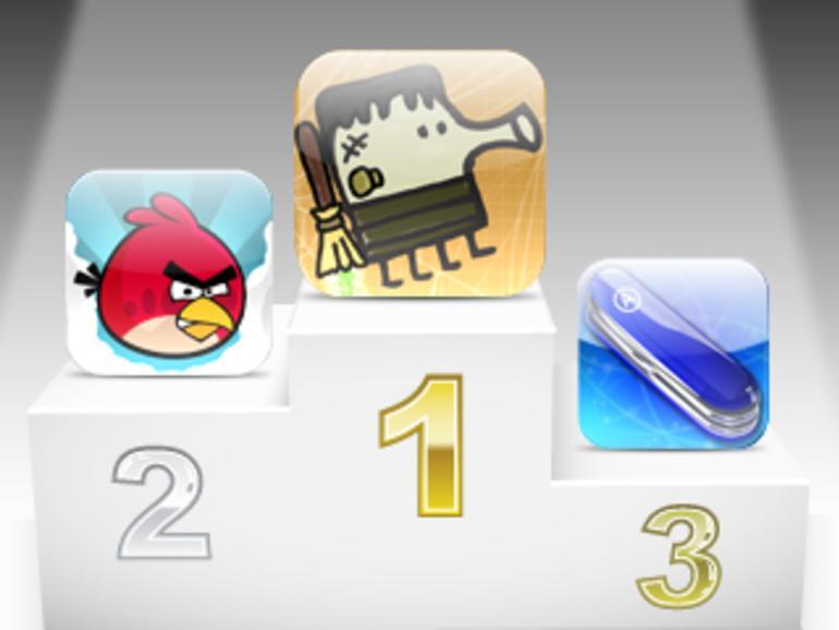 Die erfolgreichsten iPhone- und iPad-Apps aller Zeiten