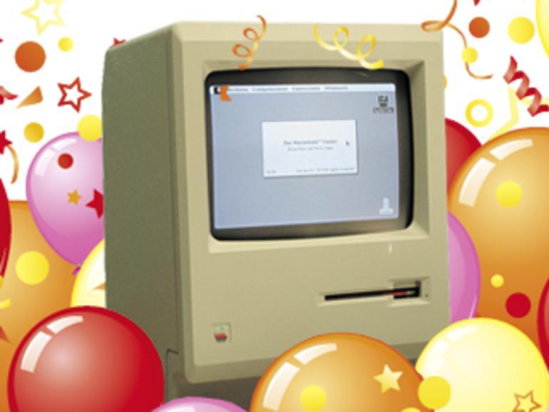 Happy Birthday, Macintosh!