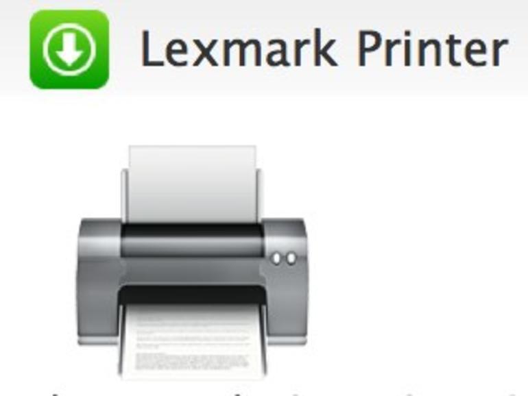 lexmark drucker x3450 treiber