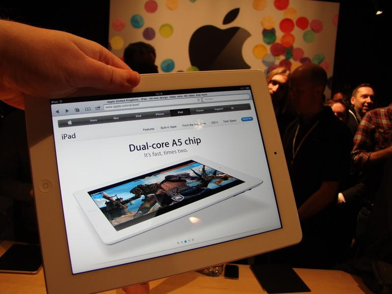 Hands-on zum iPad 2: Erste Eindrücke und Fotos