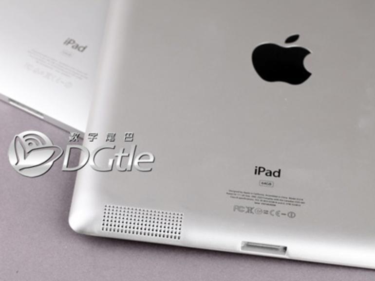 Neue Bilder des iPad 2 aufgetaucht