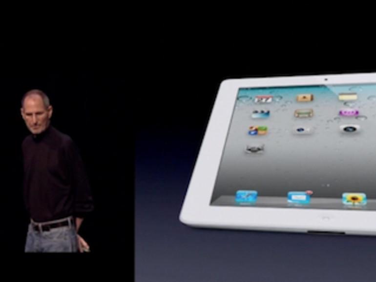 Apple präsentiert iPad 2, iMovie und GarageBand für iOS 4.3