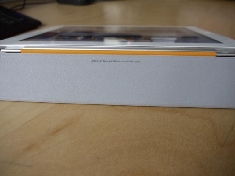 iPad 2 in der Redaktion angekommen