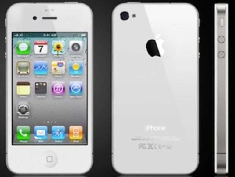 Weißes iPhone 4 soll Ende April erscheinen