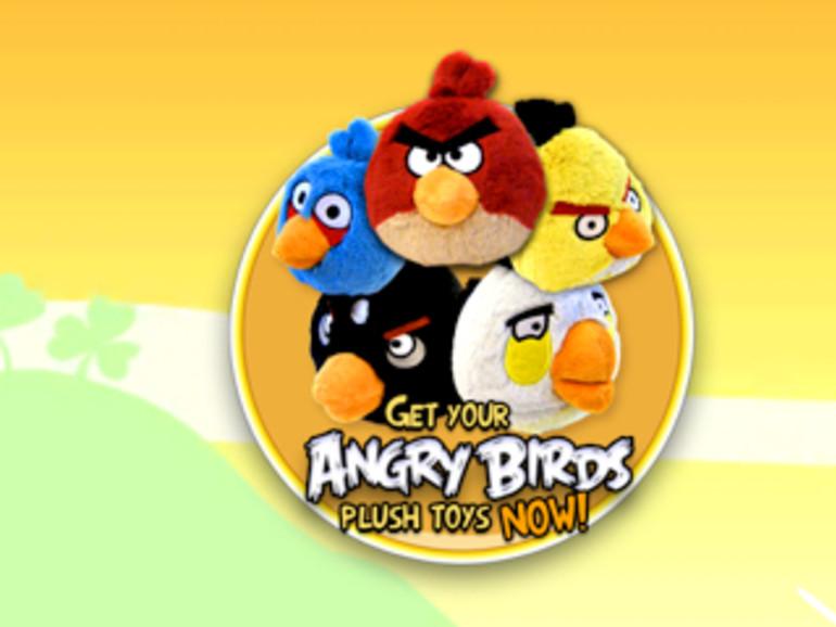 """Angry Birds"" Kinofilm geplant"