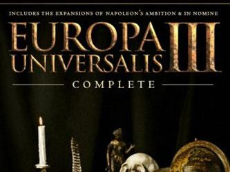 Test: Europa Universalis 3 Complete