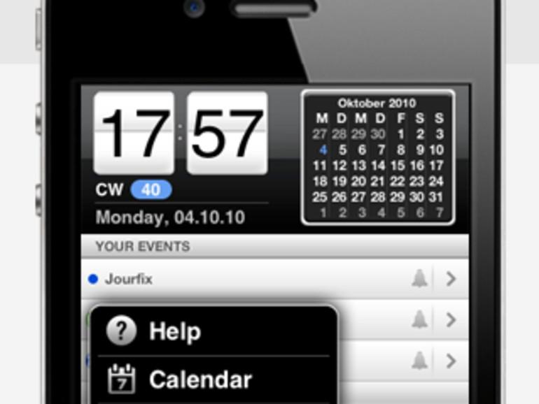 miCal iPhone-Kalender geht in die dritte Runde