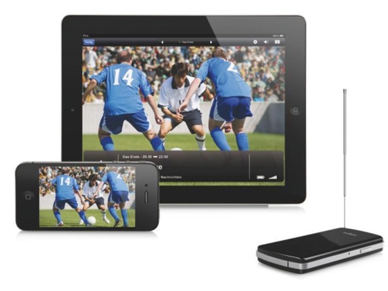 Standalone-TV-Empfänger für iOS: Elgato veröffentlicht Tivizen