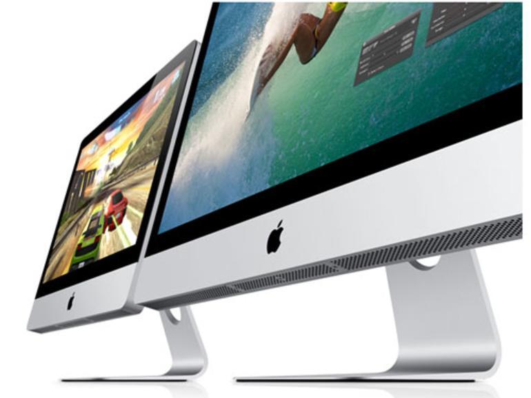 27-Zoll iMac: US-Händler melden knappe Lagerbestände