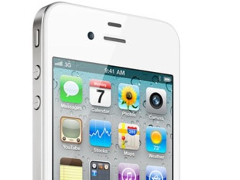 iPhone 4: Apple kann mit Nachfrage nicht mithalten