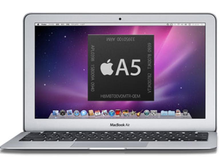 MacBook Air mit ARM-CPU unwahrscheinlich