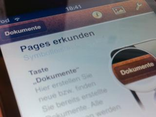 Pages, Keynote, Numbers: iWork-Apps ab sofort auch zu iPhone und iPod touch kompatibel