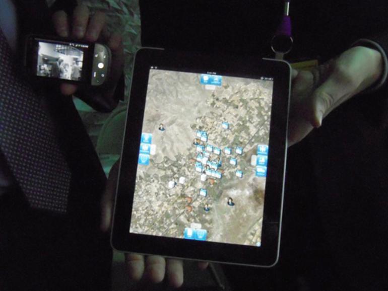 US-Militär setzt auf das iPad