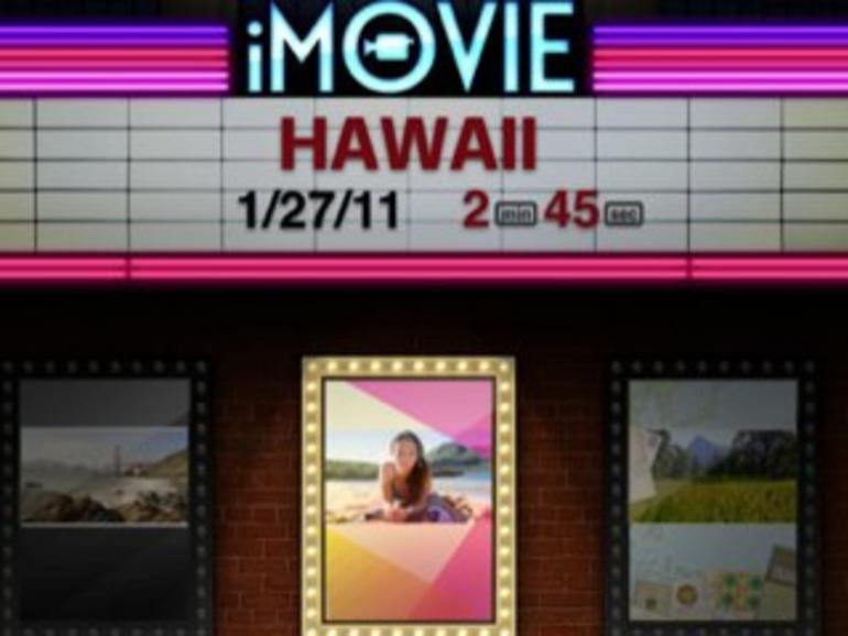iPad-Apps: Apple aktualisiert GarageBand und iMovie