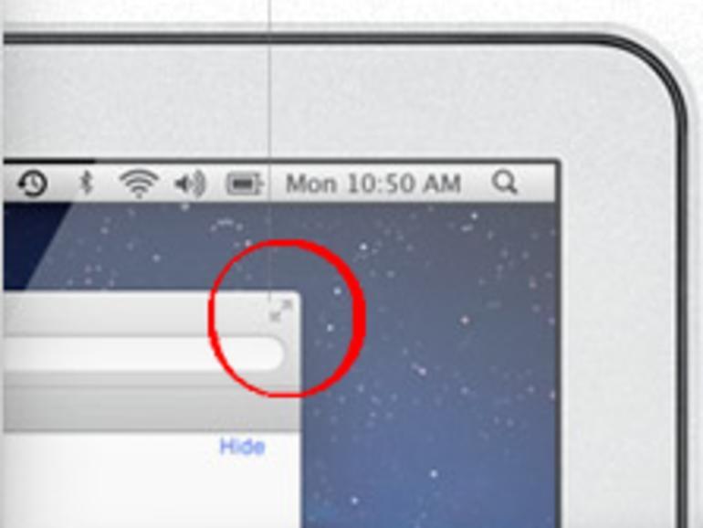 OS X Lion: Der neue Vollbild-Modus für Apps im Überblick