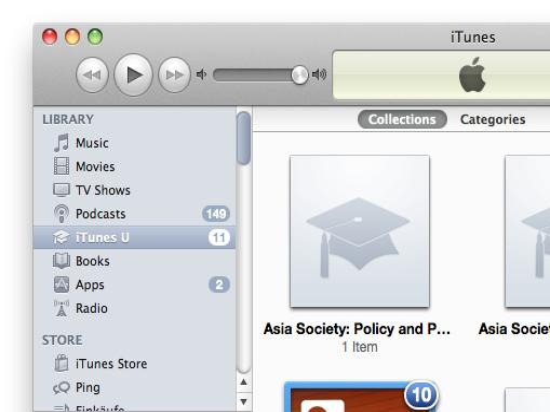 iTunes 10.5 Beta für Entwickler verfügbar