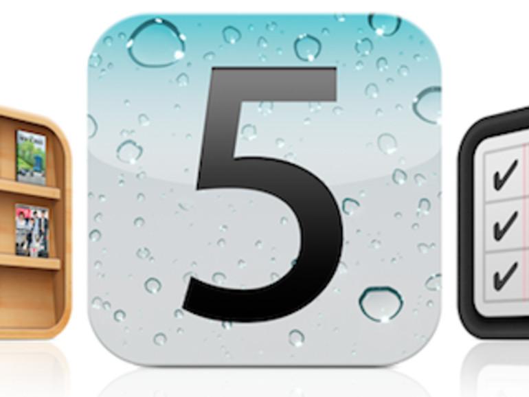 Apple veröffentlicht iOS 5 Beta 3