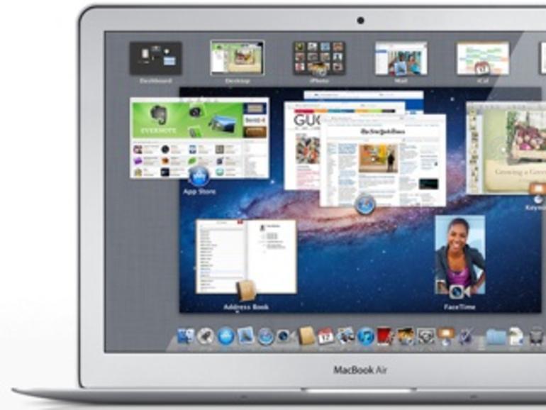 OS X Lion: Was genau ist Mission Control?