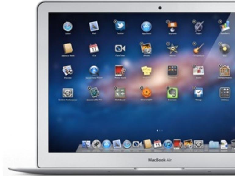 OS X Lion: iOS-Feeling auf dem Mac mit Launchpad