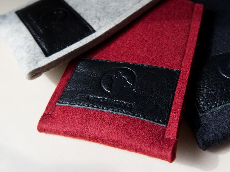 Das Arktis-Gadget der Woche: Die neuen iPhone-Schutzhüllen Marke Wolfsrudel