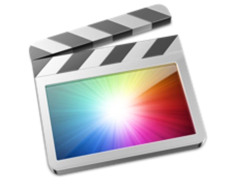 Final Cut Pro auf Version 10.0.2 aktualisiert