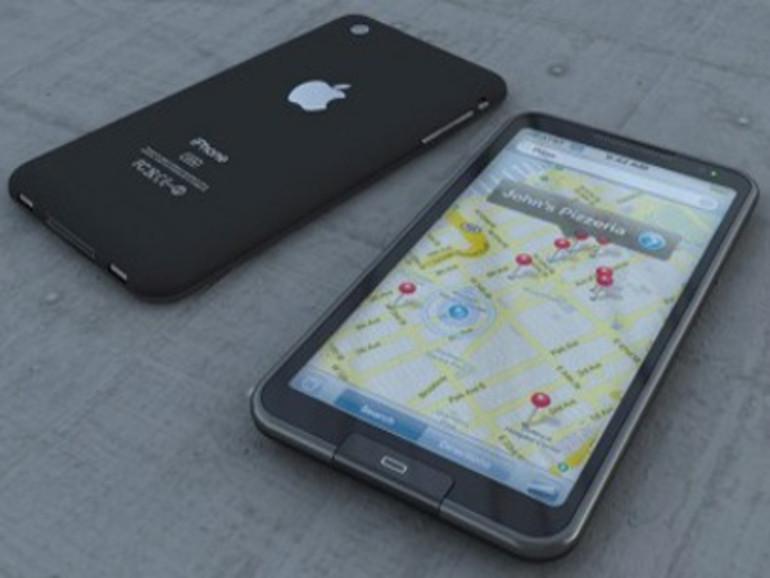 AT&T-Kleingedrucktes als Hinweis auf iPhone 5 am 4. Oktober?