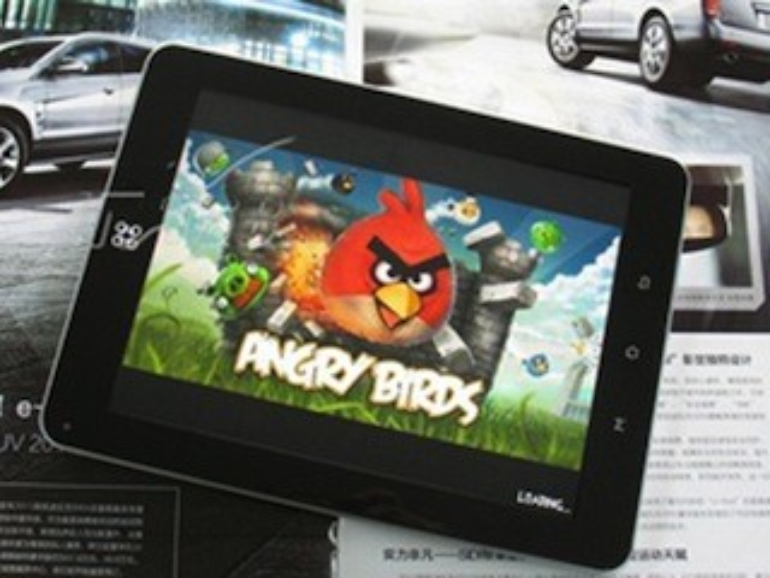 Chinesische Firmen bekommen iPad-Displays für Tablets