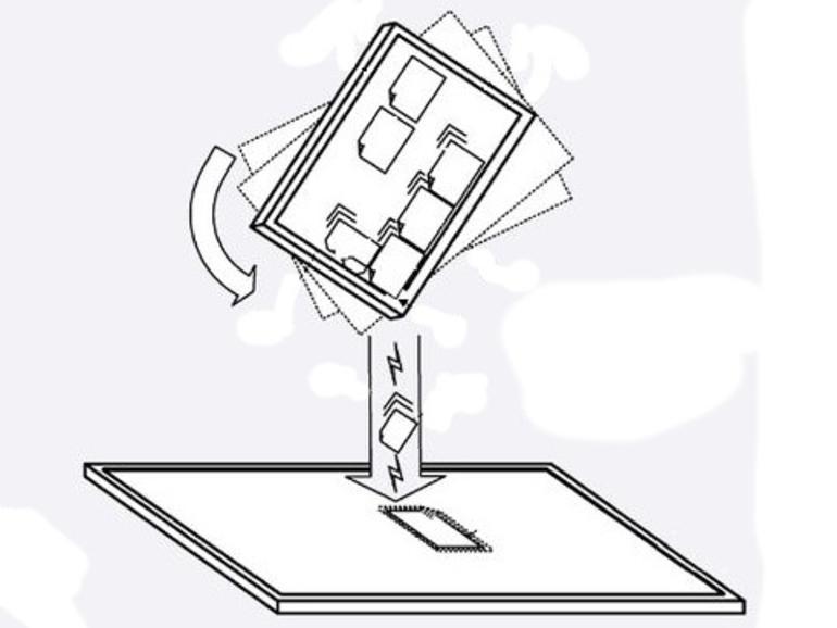 """Apple-Patentantrag: Apps vom iPhone in das iPad """"schütten"""""""