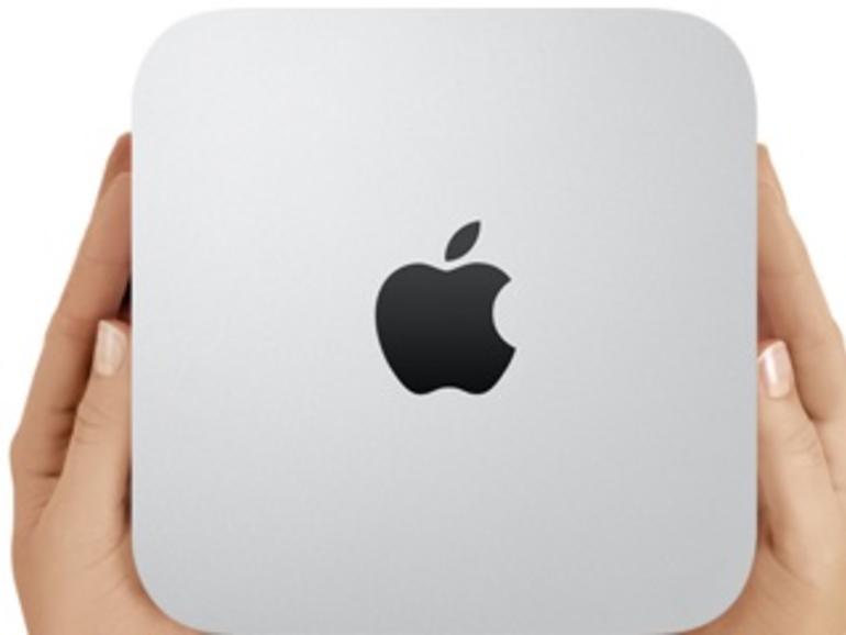 Aktueller Mac mini kann nicht auf 10.8.2 aktualisiert werden