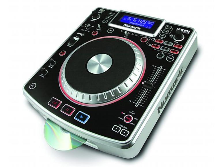 Numark stellt DJ-Controller NDX900 vor