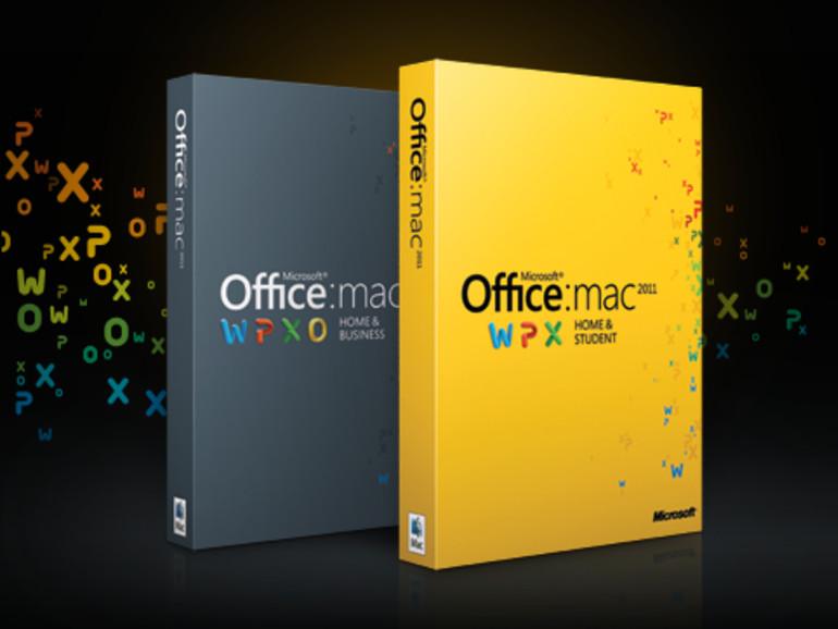 Microsoft veröffentlicht Service Pack 2 für Office for Mac