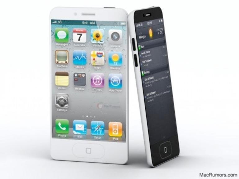 iPhone 5: AT&T-Chef verplappert sich, Verkaufsstart Anfang Oktober