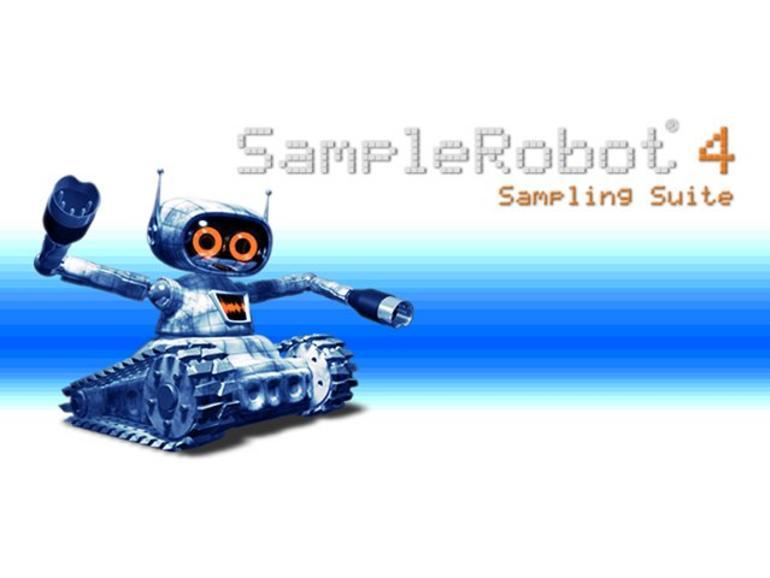 SampleRobot 4 Sampling Suite in Kürze verfügbar
